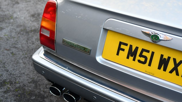 2001 Bentley Continental R Mulliner For Sale (picture 61 of 144)