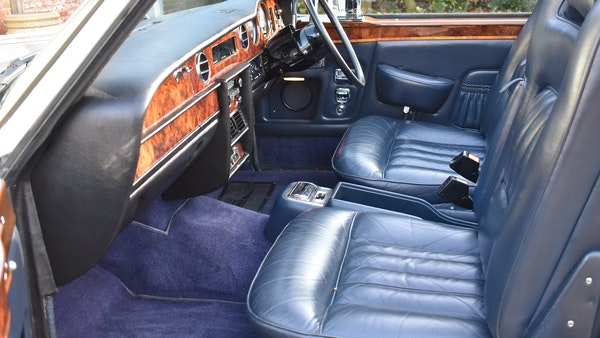 RESERVE LOWERED! - 1982 Bentley Corniche Mulliner Convertible For Sale (picture 24 of 73)