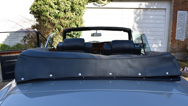 RESERVE LOWERED! - 1982 Bentley Corniche Mulliner Convertible For Sale (picture 46 of 73)