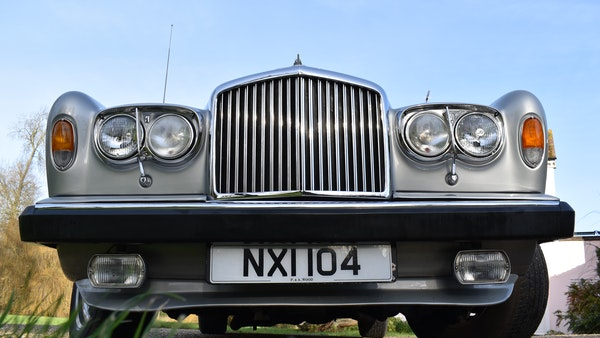 RESERVE LOWERED! - 1982 Bentley Corniche Mulliner Convertible For Sale (picture 13 of 73)