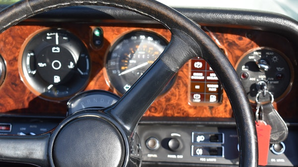 RESERVE LOWERED! - 1982 Bentley Corniche Mulliner Convertible For Sale (picture 28 of 73)