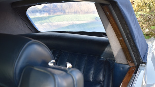 RESERVE LOWERED! - 1982 Bentley Corniche Mulliner Convertible For Sale (picture 52 of 73)