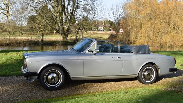 RESERVE LOWERED! - 1982 Bentley Corniche Mulliner Convertible For Sale (picture 4 of 73)