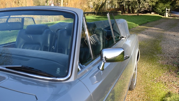 RESERVE LOWERED! - 1982 Bentley Corniche Mulliner Convertible For Sale (picture 15 of 73)