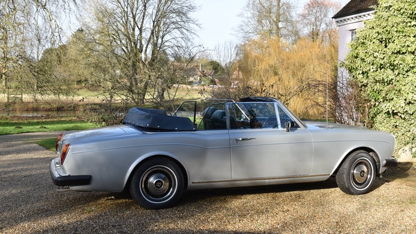 RESERVE LOWERED! - 1982 Bentley Corniche Mulliner Convertible For Sale (picture 5 of 73)