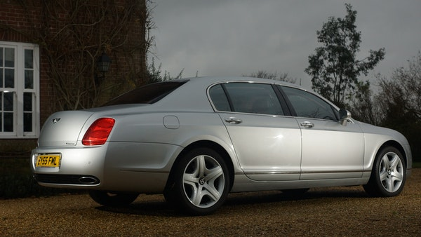 2006 Bentley Flying Spur For Sale (picture 3 of 123)