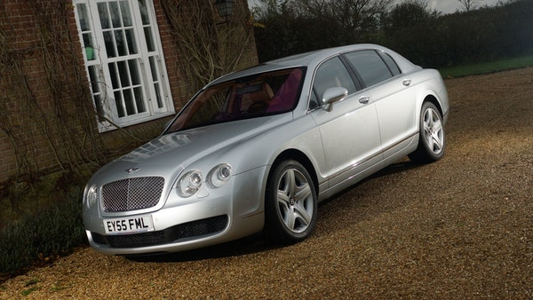 2006 Bentley Flying Spur For Sale (picture 9 of 123)