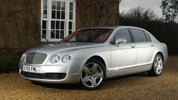 2006 Bentley Flying Spur For Sale (picture 1 of 123)