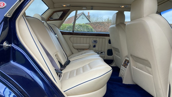 1996 Bentley LWB Turbo R For Sale (picture 228 of 410)