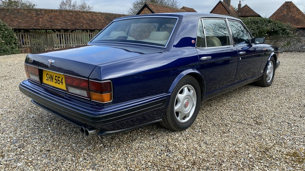 1996 Bentley LWB Turbo R For Sale (picture 56 of 410)