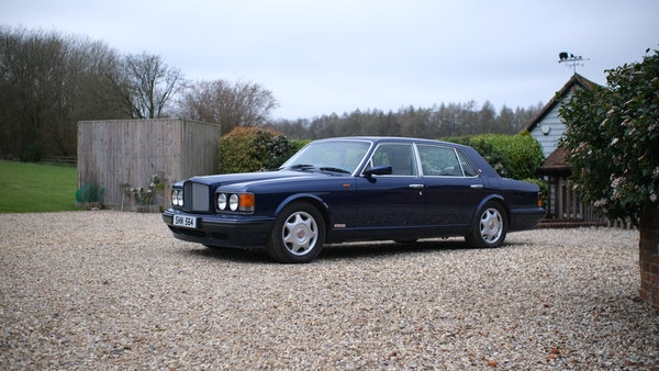 1996 Bentley LWB Turbo R For Sale (picture 9 of 410)
