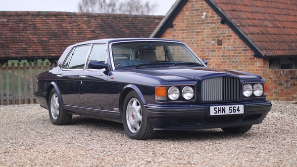 1996 Bentley LWB Turbo R For Sale (picture 6 of 410)