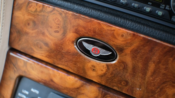 1996 Bentley LWB Turbo R For Sale (picture 43 of 410)