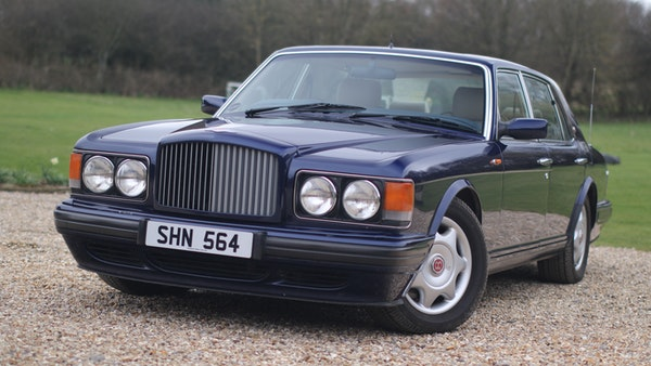 1996 Bentley LWB Turbo R For Sale (picture 1 of 410)