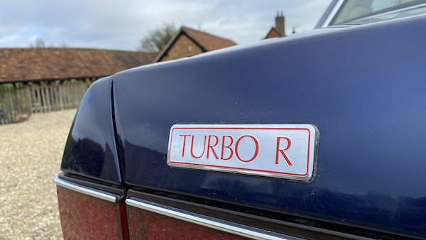 1996 Bentley LWB Turbo R For Sale (picture 164 of 410)