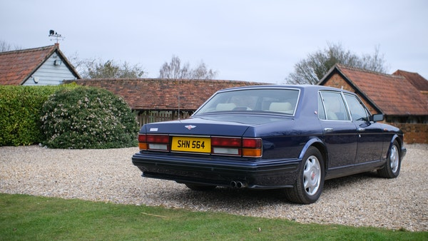 1996 Bentley LWB Turbo R For Sale (picture 52 of 410)
