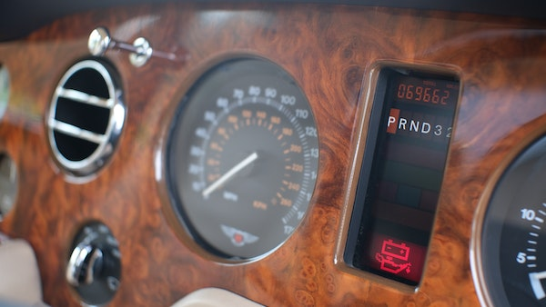 1996 Bentley LWB Turbo R For Sale (picture 39 of 410)