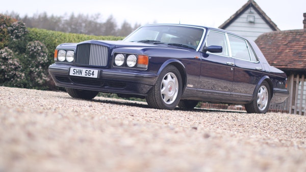 1996 Bentley LWB Turbo R For Sale (picture 4 of 410)