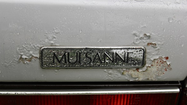 NO RESERVE! 1987 Bentley Mulsanne For Sale (picture 49 of 96)