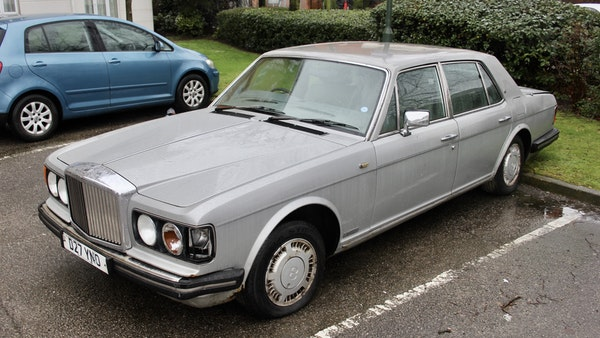 NO RESERVE! 1987 Bentley Mulsanne For Sale (picture 6 of 96)
