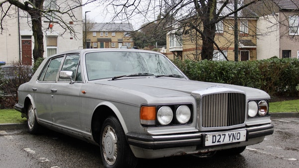 NO RESERVE! 1987 Bentley Mulsanne For Sale (picture 4 of 96)