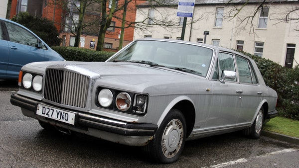 NO RESERVE! 1987 Bentley Mulsanne For Sale (picture 14 of 96)