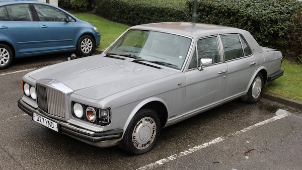 NO RESERVE! 1987 Bentley Mulsanne For Sale (picture 12 of 96)