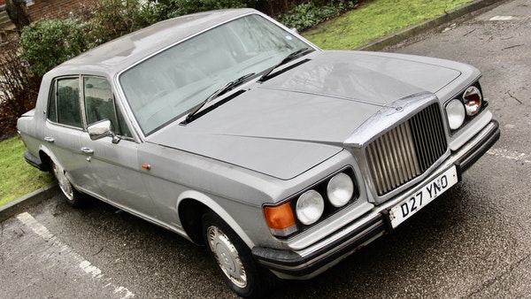 NO RESERVE! 1987 Bentley Mulsanne For Sale (picture 3 of 96)