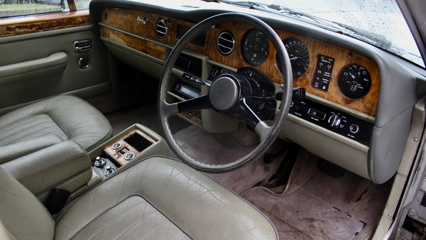 NO RESERVE! 1987 Bentley Mulsanne For Sale (picture 24 of 96)