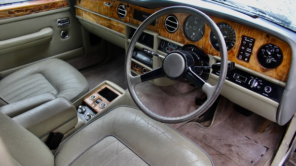 NO RESERVE! 1987 Bentley Mulsanne For Sale (picture 21 of 96)