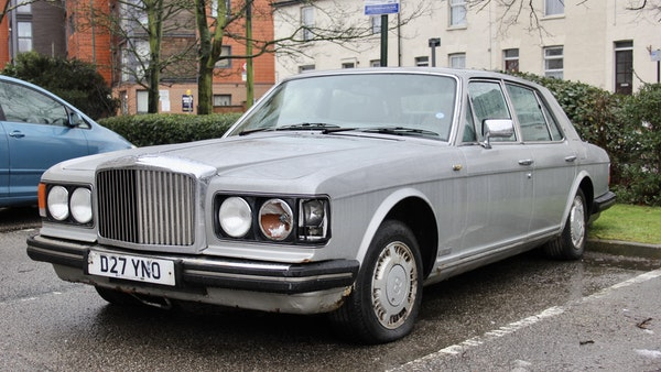 NO RESERVE! 1987 Bentley Mulsanne For Sale (picture 7 of 96)