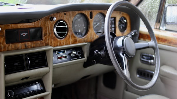 NO RESERVE! 1987 Bentley Mulsanne For Sale (picture 22 of 96)