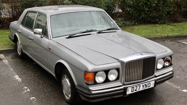 NO RESERVE! 1987 Bentley Mulsanne For Sale (picture 1 of 96)