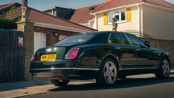 2011 Bentley Mulsanne For Sale (picture 6 of 109)