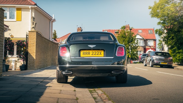 2011 Bentley Mulsanne For Sale (picture 7 of 109)