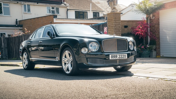 2011 Bentley Mulsanne For Sale (picture 1 of 109)