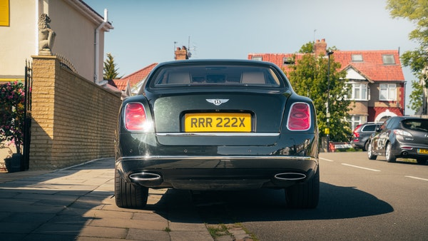 2011 Bentley Mulsanne For Sale (picture 8 of 109)