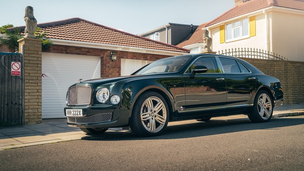 2011 Bentley Mulsanne For Sale (picture 10 of 109)