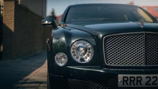 2011 Bentley Mulsanne For Sale (picture 78 of 109)