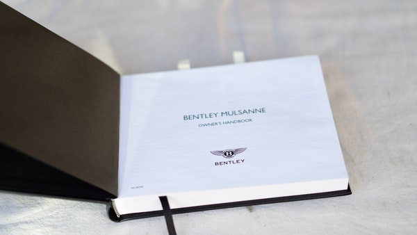 2011 Bentley Mulsanne For Sale (picture 105 of 109)
