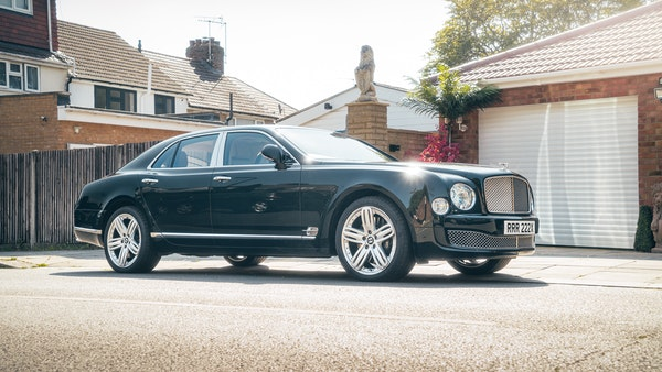 2011 Bentley Mulsanne For Sale (picture 5 of 109)
