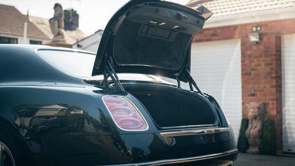 2011 Bentley Mulsanne For Sale (picture 69 of 109)