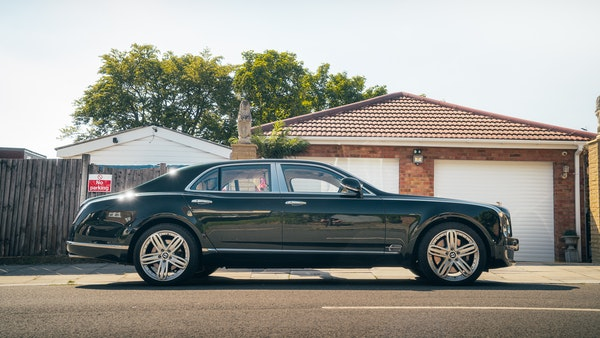 2011 Bentley Mulsanne For Sale (picture 4 of 109)