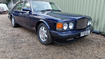1997 Bentley Turbo RT Sports Saloon