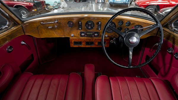 1959 Bentley S1 Continental by Park Ward For Sale (picture 55 of 184)