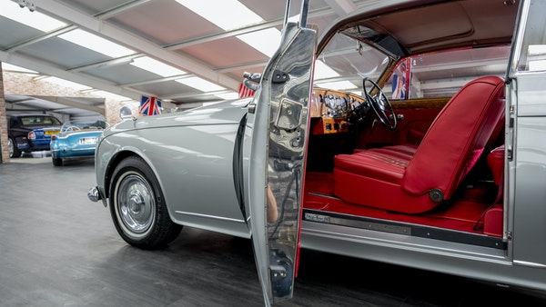 1959 Bentley S1 Continental by Park Ward For Sale (picture 70 of 184)