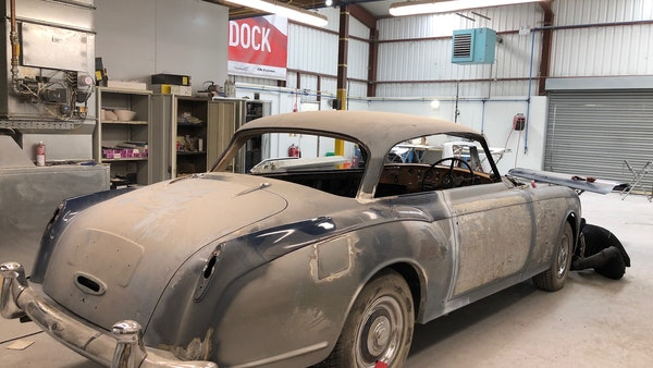 1959 Bentley S1 Continental by Park Ward For Sale (picture 125 of 184)