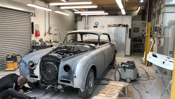 1959 Bentley S1 Continental by Park Ward For Sale (picture 120 of 184)
