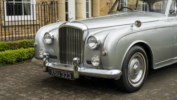 1959 Bentley S1 Continental by Park Ward For Sale (picture 23 of 184)