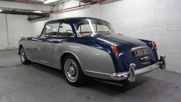 1959 Bentley S1 Continental by Park Ward For Sale (picture 118 of 184)